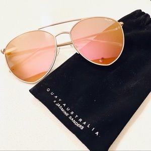 Quay Australia x Jasmine Sanders Sunglasses